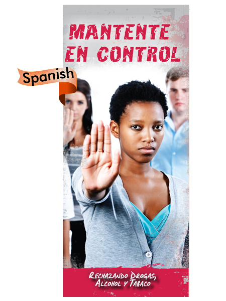 *SPANISH* Keeping your Cool: Refusing Drugs, Alcohol & Tobacco Pamphlet