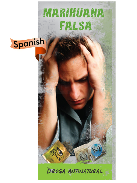 *SPANISH* Fake Weed: Unnatural High Pamphlet