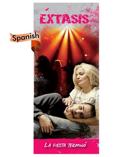 *SPANISH* Ecstasy: The Party's Over Pamphlet