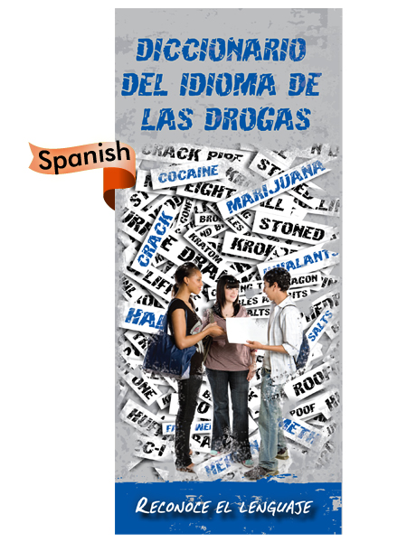*SPANISH* Drug Slang Dictionary: Know the Lingo Pamphlet