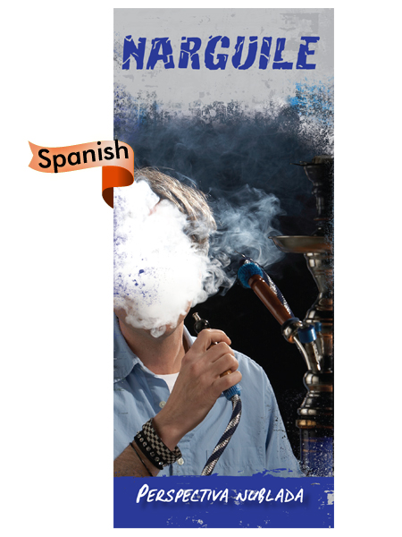 *SPANISH* Hookah: Outlook Cloudy Pamphlet