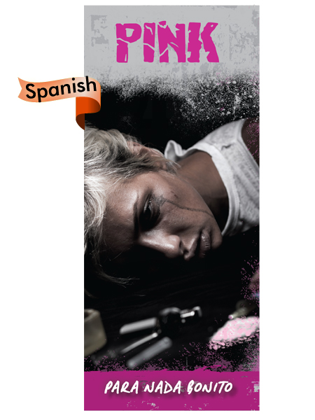 *SPANISH* Pink: Not So Pretty Pamphlet