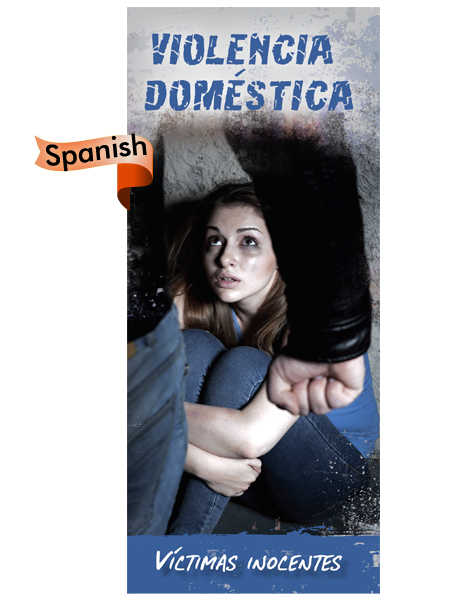*SPANISH* Domestic Violence: Innocent Victims Pamphlet