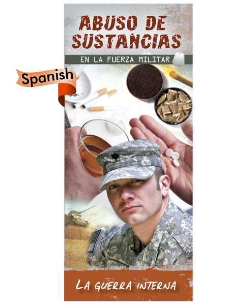 *SPANISH* Substance Abuse in the Military Pamphlet