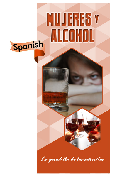 *SPANISH* Women & Alcohol: Ladies' Night(mare) Pamphlet