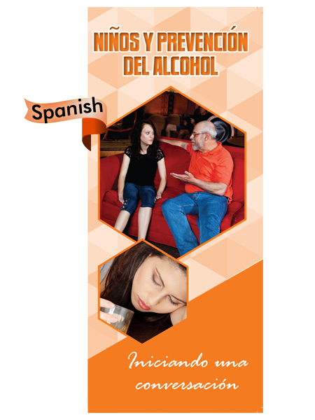 *SPANISH* Starting a Conversation: Kids & Alcohol Pamphlet