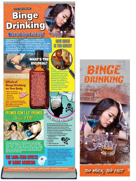 Binge Drinking Banner Package