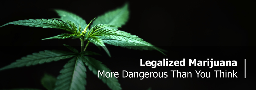 Legalized Marijuana is More Dangerous than You Think