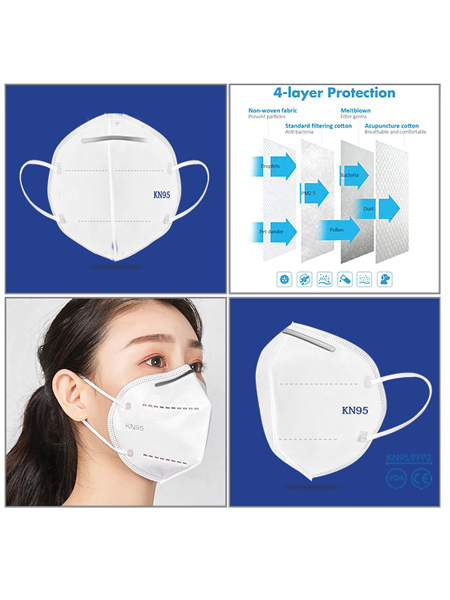 KN95 Standard Protection Face Mask