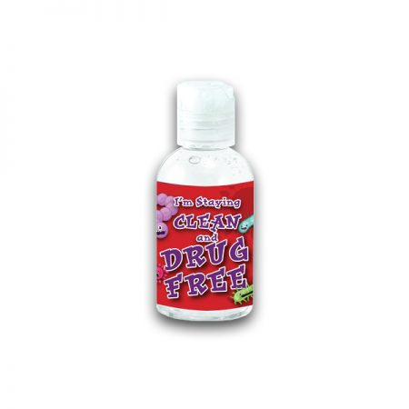 *CUSTOM* 2 oz. Gel Hand Sanitizer with Full Color Imprint