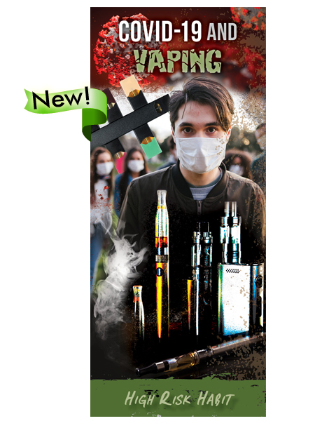 COVID-19 and Vaping Pamphlet