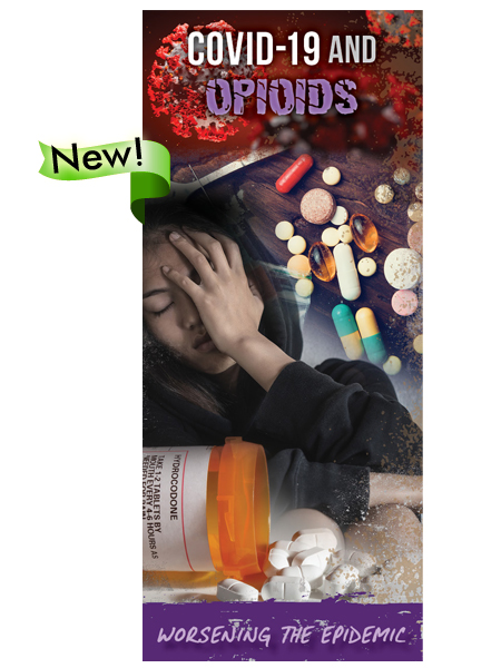 COVID-19 and Opioids Pamphlet