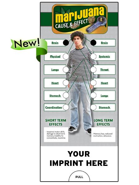 Cause & Effect: Marijuana Slide Guide