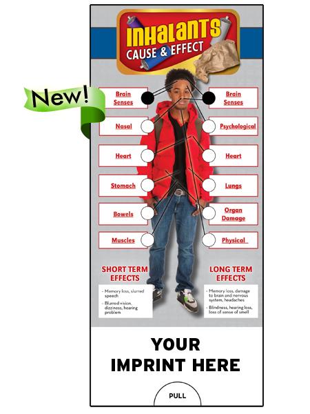 Cause & Effect: Inhalants Slide Guide