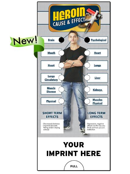 Cause & Effect: Heroin Slide Guide